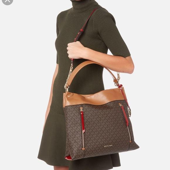 30fe97a0ec524a MICHAEL Michael Kors Bags | Brand New Michael Kors Lex Hobo Purse ...